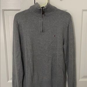 Tommy Hilfiger quarter zip